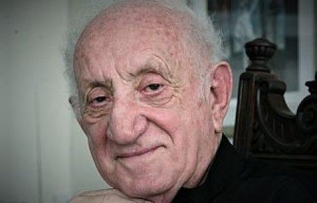 יעקב אגמון 1929-2020